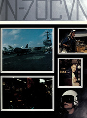 Page 11, 1983 Edition, Carl Vinson (CVN 70) - Naval Cruise Book online yearbook collection