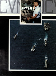 Page 12, 1983 Edition, Carl Vinson (CVN 70) - Naval Cruise Book online yearbook collection