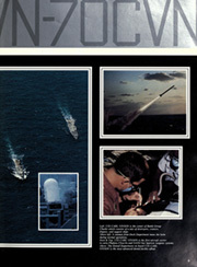 Page 13, 1983 Edition, Carl Vinson (CVN 70) - Naval Cruise Book online yearbook collection