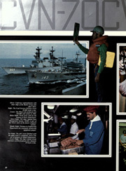 Page 14, 1983 Edition, Carl Vinson (CVN 70) - Naval Cruise Book online yearbook collection