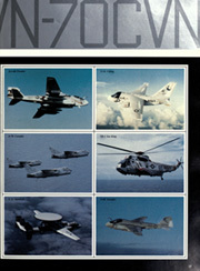 Page 17, 1983 Edition, Carl Vinson (CVN 70) - Naval Cruise Book online yearbook collection