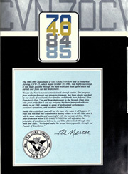 Page 5, 1983 Edition, Carl Vinson (CVN 70) - Naval Cruise Book online yearbook collection