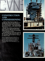 Page 8, 1983 Edition, Carl Vinson (CVN 70) - Naval Cruise Book online yearbook collection