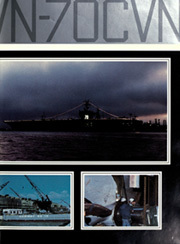Page 9, 1983 Edition, Carl Vinson (CVN 70) - Naval Cruise Book online yearbook collection
