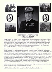 Page 10, 2001 Edition, Carr (FFG 52) - Naval Cruise Book online yearbook collection