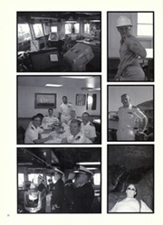Page 14, 2001 Edition, Carr (FFG 52) - Naval Cruise Book online yearbook collection