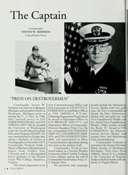 Page 6, 1995 Edition, Caron (DD 970) - Naval Cruise Book online yearbook collection