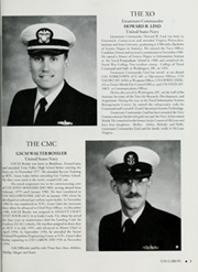 Page 7, 1995 Edition, Caron (DD 970) - Naval Cruise Book online yearbook collection