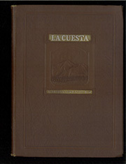 1926 Edition, Northern Arizona State Teachers College - La Cuesta Yearbook (Flagstaff, AZ)