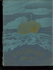Page 1, 1944 Edition, Cascade (AD 16) - Naval Cruise Book online yearbook collection