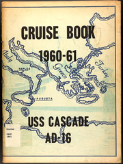 1961 Edition, Cascade (AD 16) - Naval Cruise Book