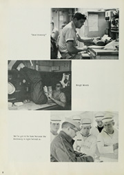 Page 10, 1966 Edition, Castle Rock (WAVP 383) - Naval Cruise Book online yearbook collection