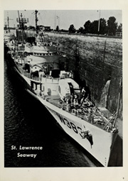 Page 11, 1966 Edition, Castle Rock (WAVP 383) - Naval Cruise Book online yearbook collection