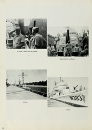 Page 14, 1966 Edition, Castle Rock (WAVP 383) - Naval Cruise Book online yearbook collection