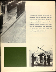 Page 15, 1966 Edition, Castor (AKS 1) - Naval Cruise Book online yearbook collection