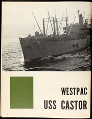 Page 4, 1966 Edition, Castor (AKS 1) - Naval Cruise Book online yearbook collection