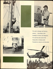 Page 7, 1966 Edition, Castor (AKS 1) - Naval Cruise Book online yearbook collection