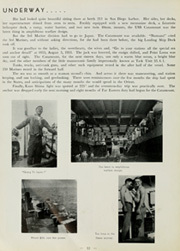 Page 16, 1954 Edition, Catamount (LSD 17) - Naval Cruise Book online yearbook collection