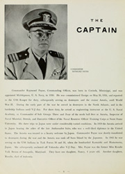 Page 8, 1954 Edition, Catamount (LSD 17) - Naval Cruise Book online yearbook collection