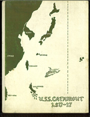 1963 Edition, Catamount (LSD 17) - Naval Cruise Book