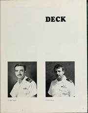 Page 11, 1979 Edition, Cayuga (LST 1186) - Naval Cruise Book online yearbook collection