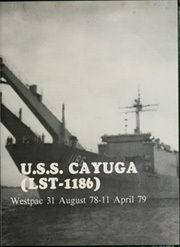 Page 5, 1979 Edition, Cayuga (LST 1186) - Naval Cruise Book online yearbook collection
