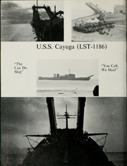 Page 6, 1979 Edition, Cayuga (LST 1186) - Naval Cruise Book online yearbook collection