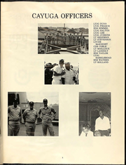 Page 7, 1989 Edition, Cayuga (LST 1186) - Naval Cruise Book online yearbook collection