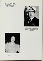 Page 10, 1991 Edition, Cayuga (LST 1186) - Naval Cruise Book online yearbook collection