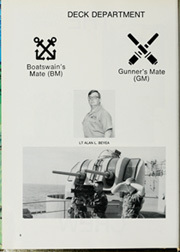 Page 12, 1991 Edition, Cayuga (LST 1186) - Naval Cruise Book online yearbook collection