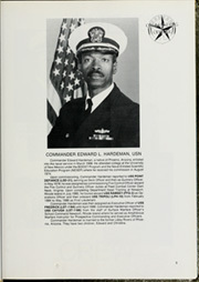 Page 9, 1991 Edition, Cayuga (LST 1186) - Naval Cruise Book online yearbook collection