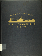 1946 Edition, Chandeleur (AV 10) - Naval Cruise Book