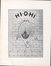 Page 4, 1901 Edition, Oberlin College - Hi-O-Hi Yearbook (Oberlin, OH) online yearbook collection