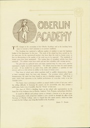 Page 133, 1916 Edition, Oberlin College - Hi-O-Hi Yearbook (Oberlin, OH) online yearbook collection