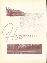 Page 8, 1940 Edition, Oberlin College - Hi-O-Hi Yearbook (Oberlin, OH) online yearbook collection