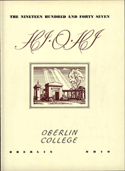 Page 11, 1947 Edition, Oberlin College - Hi-O-Hi Yearbook (Oberlin, OH) online yearbook collection