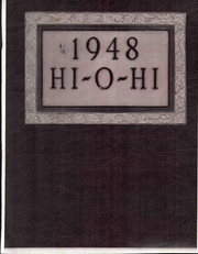Page 1, 1948 Edition, Oberlin College - Hi-O-Hi Yearbook (Oberlin, OH) online yearbook collection