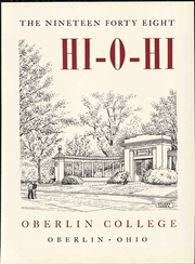 Page 11, 1948 Edition, Oberlin College - Hi-O-Hi Yearbook (Oberlin, OH) online yearbook collection