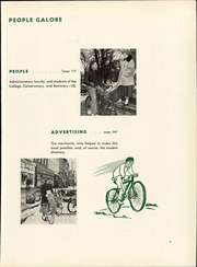 Page 11, 1952 Edition, Oberlin College - Hi-O-Hi Yearbook (Oberlin, OH) online yearbook collection