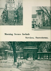 Page 12, 1954 Edition, Oberlin College - Hi-O-Hi Yearbook (Oberlin, OH) online yearbook collection