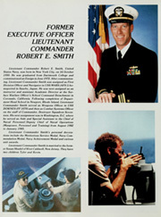 Page 10, 1986 Edition, Chandler (DDG 996) - Naval Cruise Book online yearbook collection