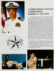 Page 9, 1986 Edition, Chandler (DDG 996) - Naval Cruise Book online yearbook collection