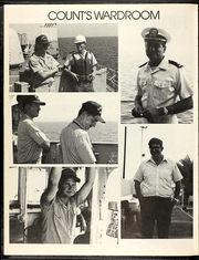 Page 16, 1985 Edition, Comte De Grasse (DD 974) - Naval Cruise Book online yearbook collection