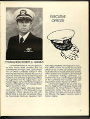 Page 7, 1985 Edition, Comte De Grasse (DD 974) - Naval Cruise Book online yearbook collection