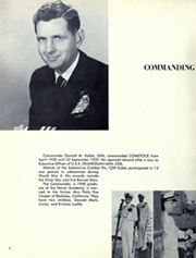 Page 8, 1959 Edition, Comstock (LSD 45 LSD 19) - Naval Cruise Book online yearbook collection