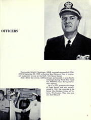 Page 9, 1959 Edition, Comstock (LSD 45 LSD 19) - Naval Cruise Book online yearbook collection