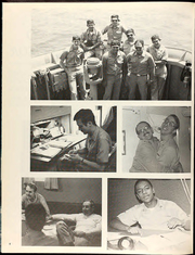 Page 10, 1985 Edition, Concord (AFS 5) - Naval Cruise Book online yearbook collection