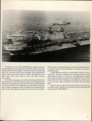 Page 13, 1985 Edition, Concord (AFS 5) - Naval Cruise Book online yearbook collection