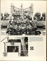 Page 15, 1985 Edition, Concord (AFS 5) - Naval Cruise Book online yearbook collection