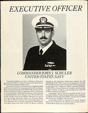 Page 8, 1985 Edition, Concord (AFS 5) - Naval Cruise Book online yearbook collection